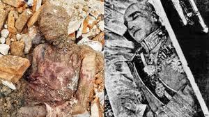 یک جسد مومیایی شده و این همه پنهانکاری؟!